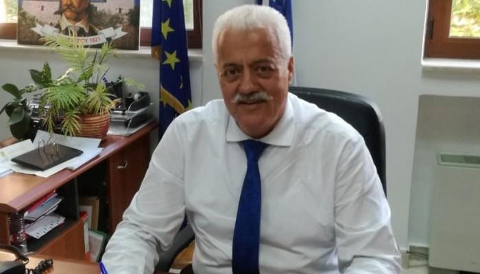 Επιστρέφει στα καθήκοντα ο δήμαρχος Αποκορώνου - Ανάρρωσε πλήρως από τον κορωνοϊό