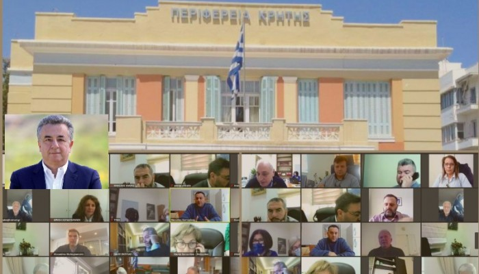 Ο Περιφερειάρχης Κρήτης μετατρέπει την ανάπτυξη του νησιού σε «Δαιδαλώδη λαβύρινθο»