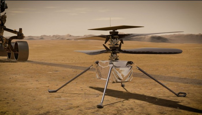 NASA: Τμήμα του αεροπλάνου των αδελφών Ράιτ θα πετάξει στον Άρη