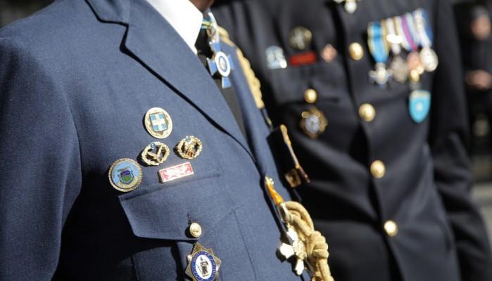 H νέα ηγεσία των Ενόπλων Δυνάμεων με