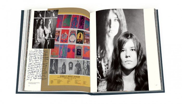 Τζάνις Τζόπλιν: Σπάνιες φωτογραφίες, επιστολές και ενθύμια στο λεύκωμα που κυκλοφορεί