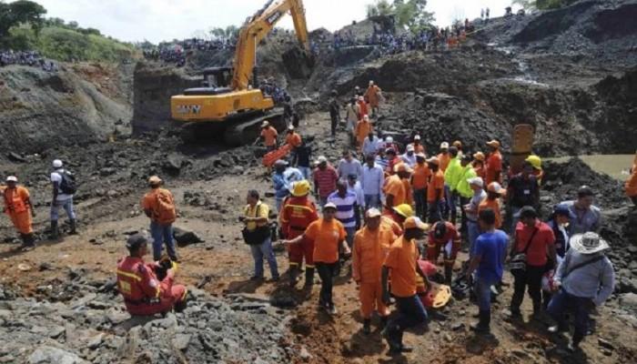 Ανασύρθηκαν 11 πτώματα από χρυσωρυχείο χωρίς άδεια στην Κολομβία