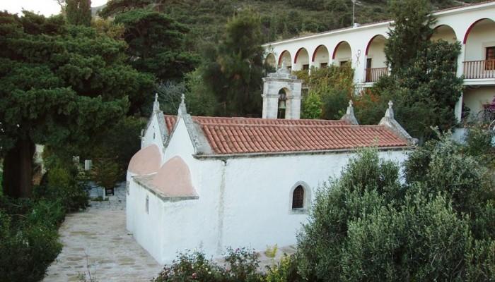Κρούσματα κορωνοϊού σε μοναστήρι που κλείνει τις πόρτες του