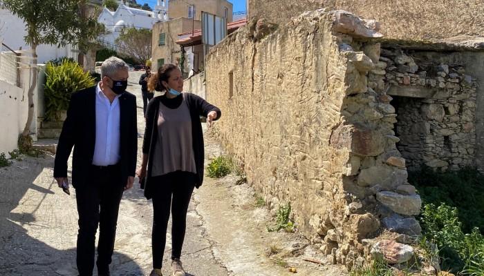 Κινητό ψηφιακό πάρκο ιστορίας δημιουργεί ο Δήμος Φαιστού