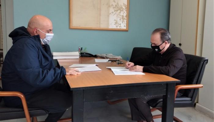 Έπεσαν οι υπογραφές του έργου συντήρησης σχολείων στον δήμο Ρεθύμνου