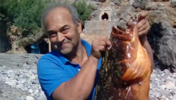 Συγκλονίζει ο γιος του 61χρονου που χάθηκε στην θάλασσα της Ιεράπετρας (φώτο)