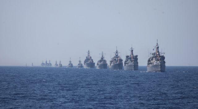 Τουρκία: Τουρκικό πολεμικό πλοίο «απειλεί» γαλλικό ερευνητικό νότια της Κρήτης