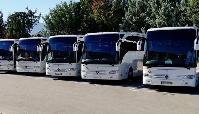 Χανιά: Σε ποια σημεία θα σταθμεύουν τελικά τα τουριστικά λεωφορεία