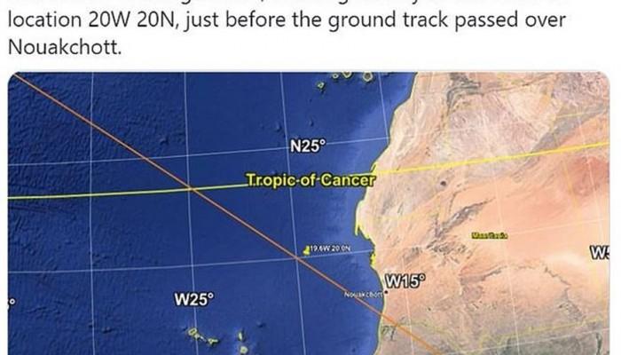 Εκτός ελέγχου πύραυλος 21 τόνων: Ανησυχία των ειδικών μην πέσει σε κατοικημένη περιοχή
