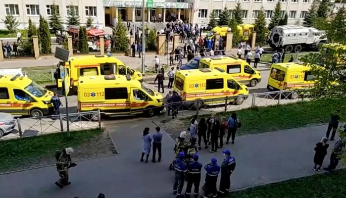 Έφηβος σκόρπισε τον τρόμο σε σχολείο στη Ρωσία – 11 οι νεκροί, ανάμεσά τους 7 παιδιά