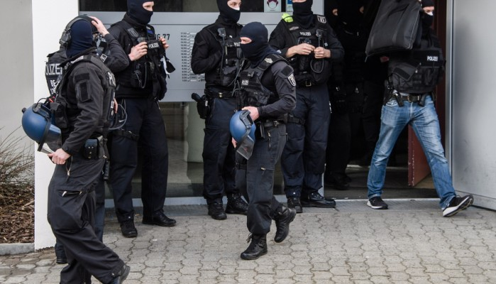 Γερμανία: Συνελήφθη άνδρας για απειλητικά ακροδεξιά μηνύματα