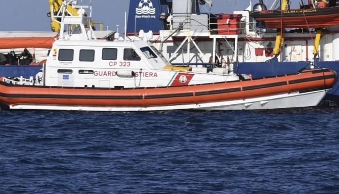 Ιταλικό αλιευτικό εμβολίσθηκε από τουρκικά ψαράδικα στα ανοικτά της Συρίας