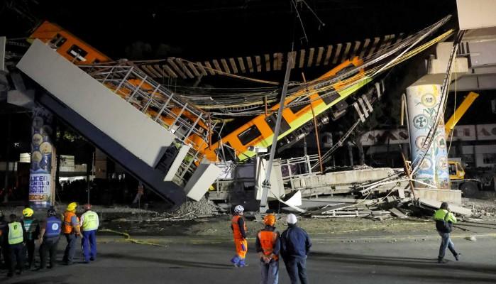 Μεξικό: Ασύλληπτη τραγωδία με νεκρούς στο μετρό – Συγκλονιστικές εικόνες