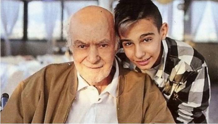 Νίκος Μπάρκουλης: Ο γιος του Ανδρέα Μπάρκουλη μεγάλωσε και προκαλεί πανικό στο Tik Tok