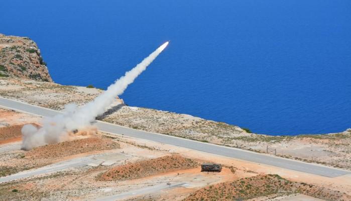 Πραγματοποιούνται βολές στο Πεδίο Βολής Κρήτης