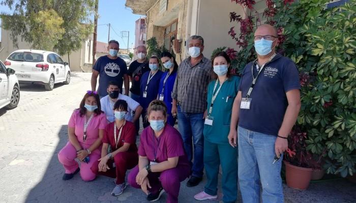 Covid Free το Μεσοχώρι του Δήμου Αρχανών - Αστερουσίων: Κανένα κρούσμα σε 88 rapid test