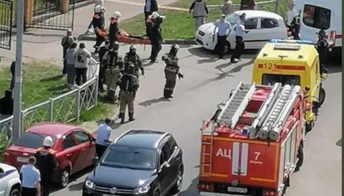 Έκρηξη σε σχολείο στη Ρωσία: 17χρονος άνοιξε πυρ και συνελήφθη