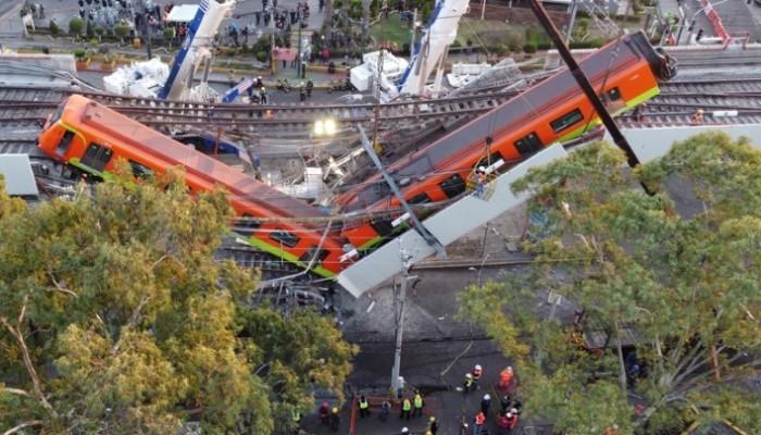 Κυβέρνηση Μεξικού: Θα λογοδοτήσουν οι υπεύθυνοι για την τραγωδία στο μετρό