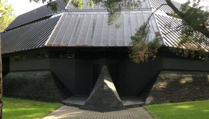 Πωλείται έναντι 4,3 εκατ. δολαρίων το «Darth Vader House» στο Χιούστον