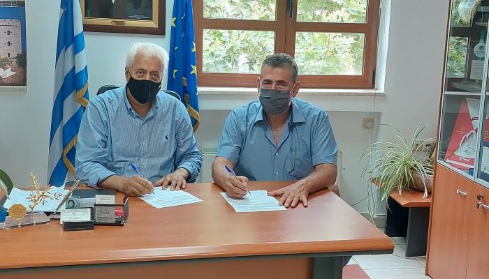 Δήμος Αποκορώνου: Νέος δημοτικός σύμβουλος στη θέση του Σταμάτη Σγουράκη