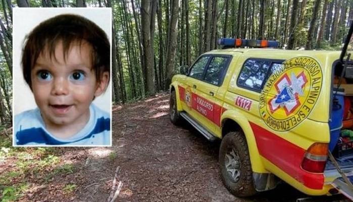 Αγωνία στην Ιταλία για την εξαφάνιση του δίχρονου Νικόλα