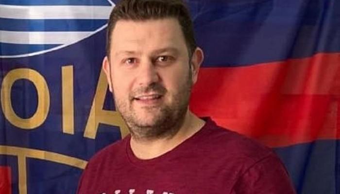 Θρήνος στο ελληνικό χάντμπολ: Πέθανε στα 38 του ο πρόεδρος της Βέροιας 2017