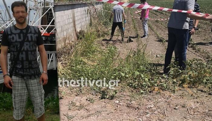 Κατερίνη: Μαφιόζικη εκτέλεση - Πυροβόλησαν στο κεφάλι τον κομμωτή πριν τον κάψουν