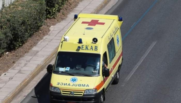 Ηράκλειο: Τροχαίο ατύχημα με τραυματισμό δυο ηλικιωμένων
