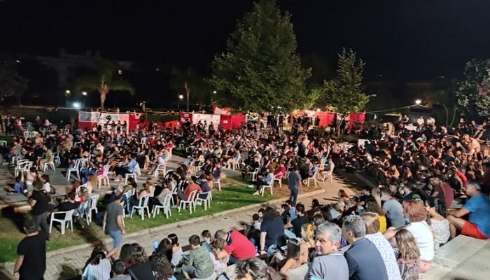 Το φοιτητικό φεστιβάλ της ΚΝΕ στα Χανιά (φωτο)