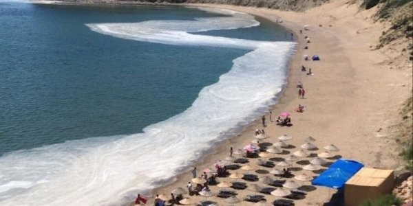 Θαλάσσια βλέννα: Συναγερμός σε Ίμβρο και Τένεδο - Σε απόγνωση οι κάτοικοι
