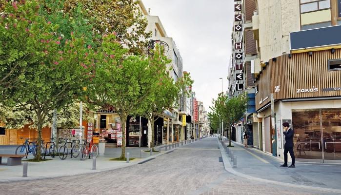 Αίτημα για απαλλαγή δημοτικών τελών λόγω των έργων στο κέντρο του Ηρακλείου