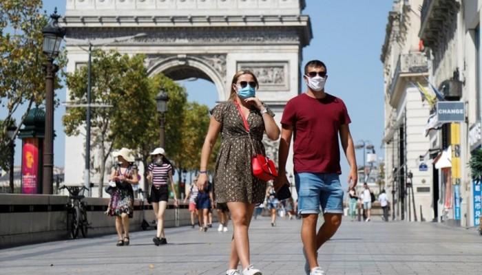 Γαλλία: Τέλος στην υποχρεωτική χρήση μάσκας στους εξωτερικούς χώρους,προανήγγειλε ο Καστέξ
