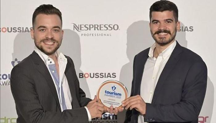Χάλκινο βραβείο για την εταιρεία Loguers στα Βραβεία Τουρισμού 2021