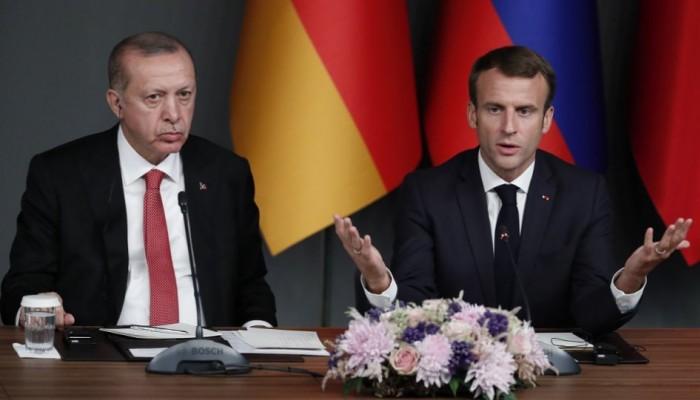 Ο Μακρόν θέλει να συναντήσει τον Ερντογάν παρά τις «σημαντικές διαφορές απόψεων»