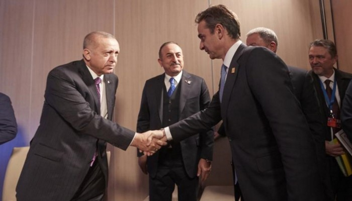 Σήμερα το τετ α τετ Μητσοτάκη – Ερντογάν – Eπιδιώξεις και «κόκκινες γραμμές» της Ελλάδας