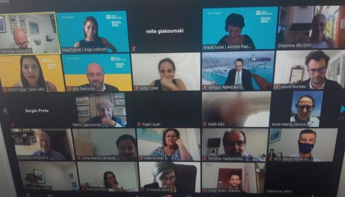 Διεθνής διάκριση για τον ΟΛΗ και Πανελλήνια πρωτιά για το Λιμάνι Ηρακλείου