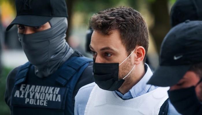 Στη VIP πτέρυγα του Κορυδαλλού ο Μπάμπης Αναγνωστόπουλος μαζί με Φουρθιώτη και Μαζιώτη