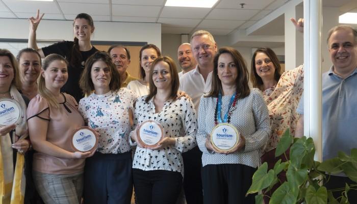 Η Celestyal Cruises διακρίνεται για 8η συνεχόμενη χρονιά στα Tourism Awards 2021