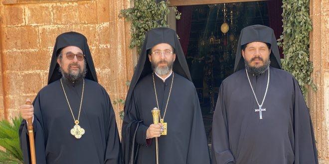 Νέος Αρχιμανδρίτης του Οικουμενικού Θρόνου στην Ιερά Μονή Αγίας Τριάδας