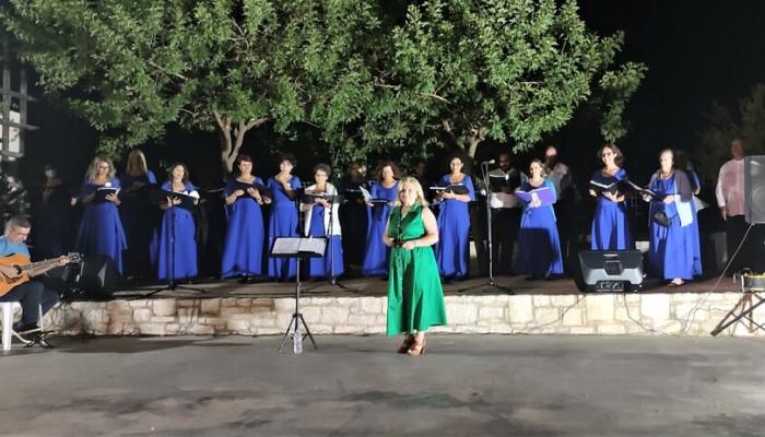 Με επιτυχία η εκδήλωση στο Μουσείο Υφαντικής στη Μονή Μαλεβιζίου