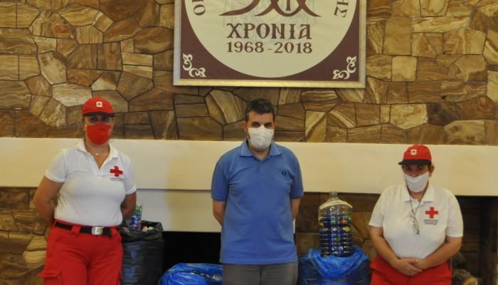 Η Ορθόδοξος Ακαδημία Κρήτης ανακυκλώνει και προσφέρει