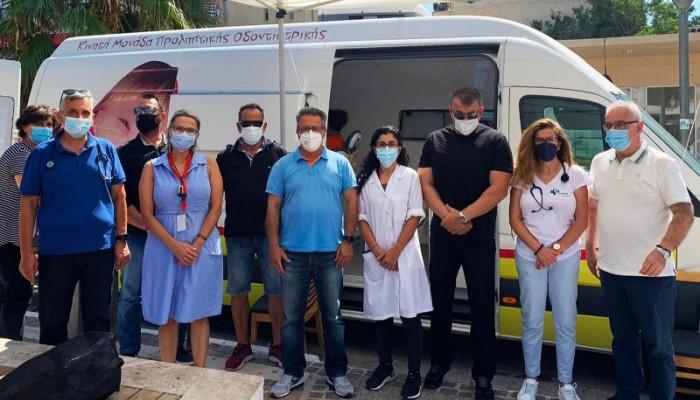 Ξεκίνησε ο 2ος κύκλος εμβολιασμών κατά της Covid-19 από κινητές μονάδες στην Κρήτη
