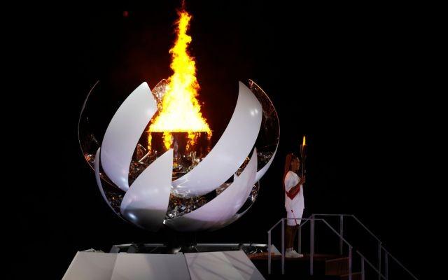 Ολυμπιακοί Αγώνες Τόκιο: Ολοκληρώθηκε η τελετή έναρξης (βιντεο)