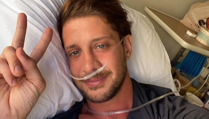 Ηλίας Μπόγδανος: Νέα ανάρτηση από το νοσοκομείο – Τι συμβαίνει με την υγεία του
