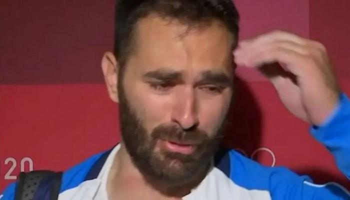 Ξέσπασε ο Ιακωβίδης: Ανακοίνωσε με δάκρυα την αποχώρηση του από την Άρση Βαρών