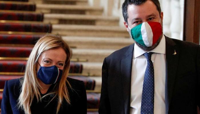Ιταλία: Δημοσκοπική «πρωτιά» για το ακροδεξιό κόμμα «Αδέλφια της Ιταλίας»