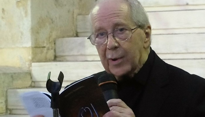Πέθανε ο Χανιώτης λογοτέχνης Δημήτρης Κακαβελάκης