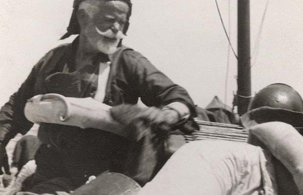 Πρώτη Προβολή του Ντοκιμαντέρ για τον Καπετάν Σατανά στην Κρήτη