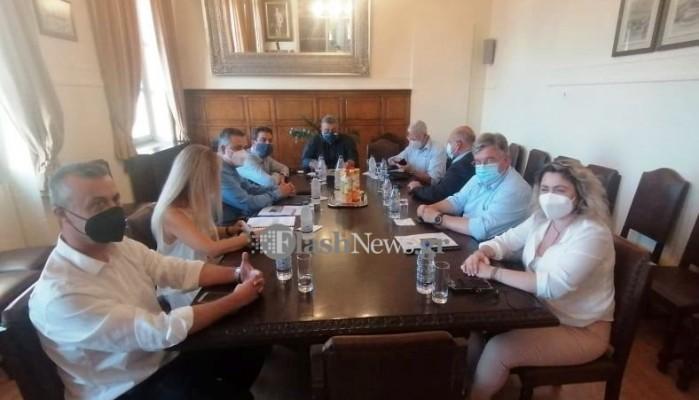 Covid-19: Σε ετοιμότητα για την αύξηση των νοσηλειών στα Νοσοκομεία της Κρήτης (φωτο)