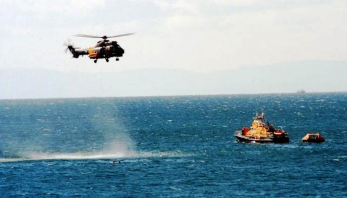 Επιχείρηση διάσωσης μεταναστών νότια της Κρήτης από βυθιζόμενο σκάφος